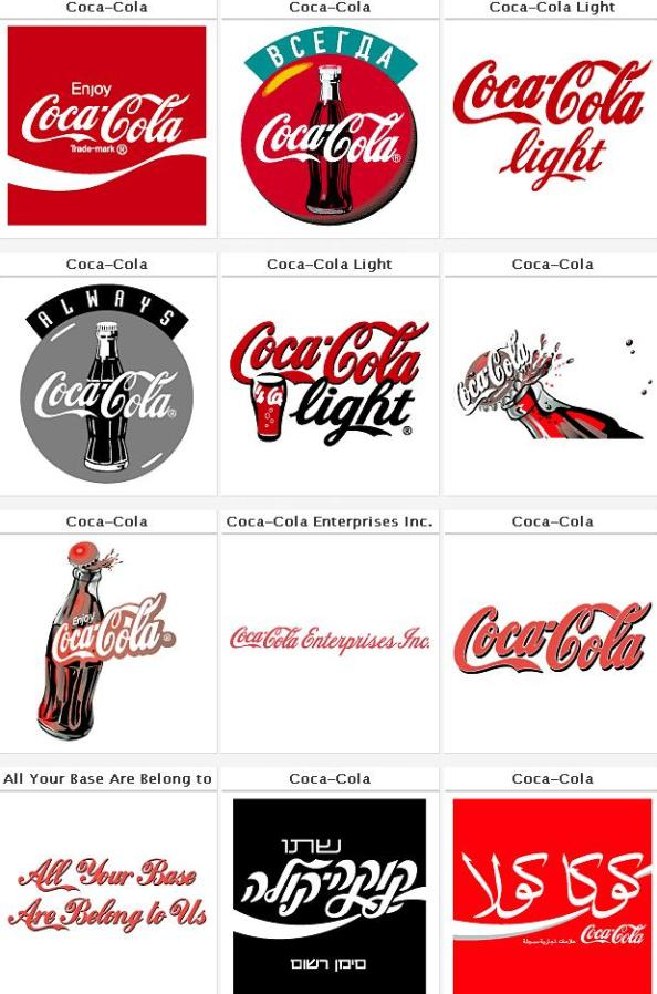2 Brands of the World logos del mundo