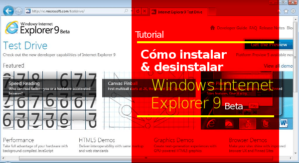 Tutorial - Windows Internet Explorer 9