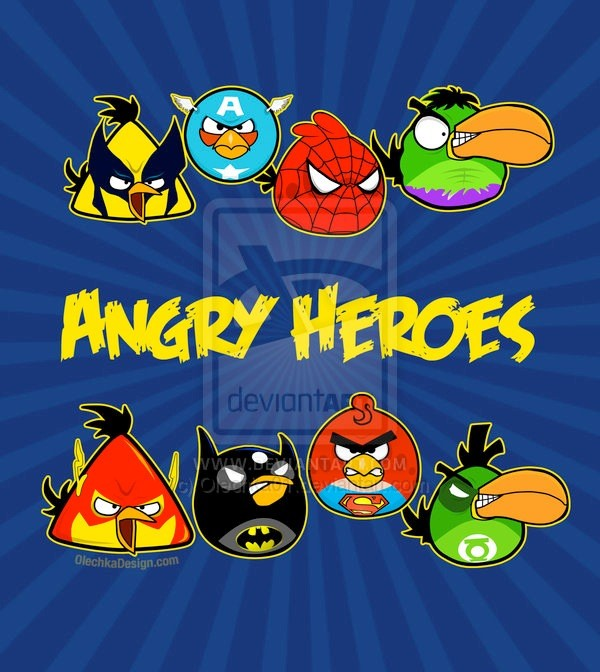 Angry Heroes