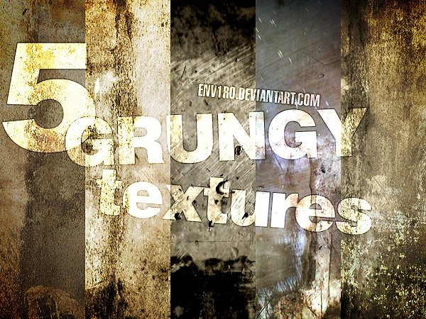 Grungy Textures Vintage