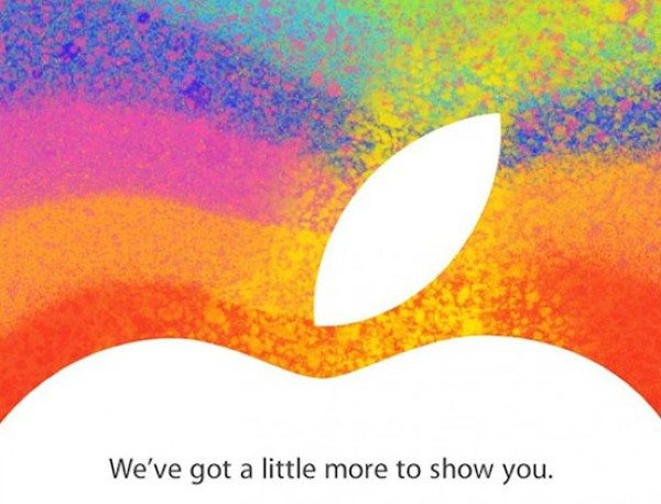Invitaciones de Apple