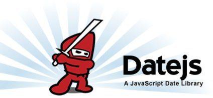 Datejs-Biblioteca-Javascript Datejs - Biblioteca Javascript para el manejo de fechas