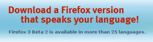 Download Firefox 3 Beta 2