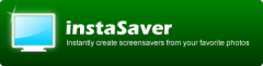 instaSaver logo