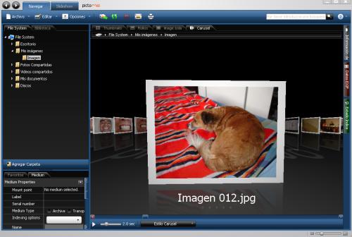 pictomio-captura1 Pictomio - Visor de imágenes avanzado para Windows