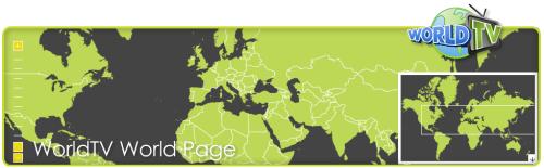 Selector de canales por países