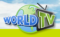 World TV Logo