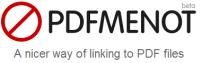 PDFMENOT logo