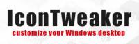 IconTweaker editor de iconoso - logo