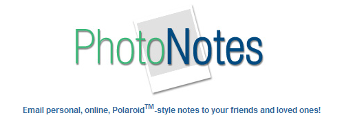 PhotoNote Logo
