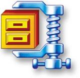 Icono de comprimir archivo