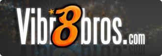 Vibr8bros logo