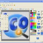 Iconomaker editor de íconos gratis para Windows