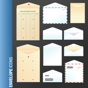 Envelope Icons - Muestra (sample)