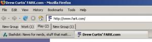 Firefox Tabs Groups - captura de pantalla