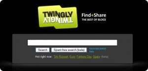 Twingly - Captura de pantalla