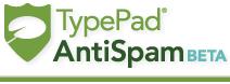TypePad AntiSpam logo