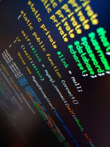 Código PHP - Imagen decorativa | Obtenida en http://www.sxc.hu/photo/995000