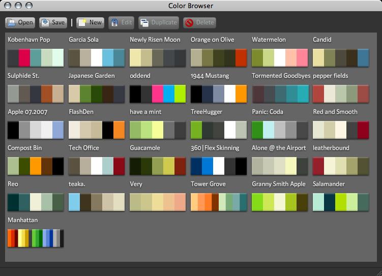 Выбрать цвета для создания сайта приступим к созданию сайта