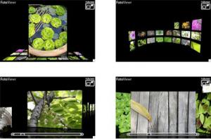 FotoViewr - Eestilos de presentación | captura de pantalla
