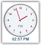 Javascript Time Picker Implementa Un Elegante Reloj Con Manecillas