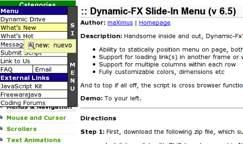dynamic-fx-slide-in-menu - Muestra