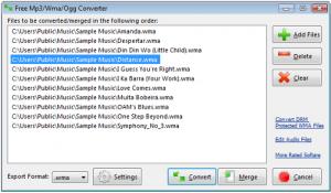 free-mp3-converter-300x175 freemp3wmaconverter - Programa gratis para convertir archivos de audio