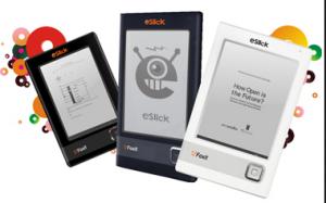 eSilck Reader - Gadget