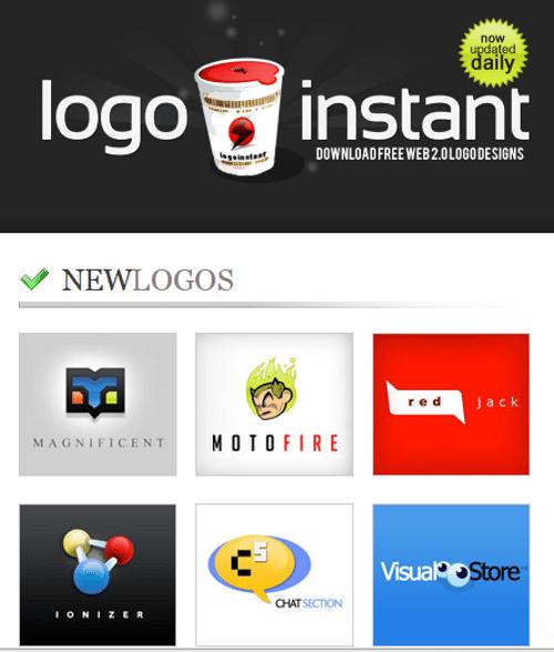 Logo Instant - Captura de pantalla