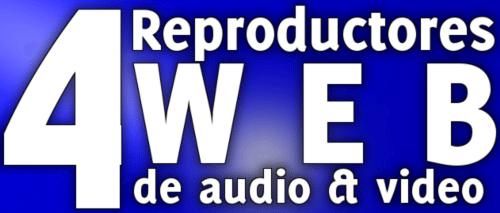 4-rreproductores-web-de-video-y-audio 4 Reproductores web de video/audio