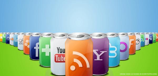 Drink Web 2.0 - Icontexto