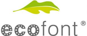 Ahorra tinta y dinero usando EcoFont