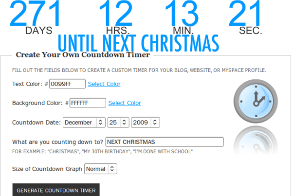 flash-countdown-timer-generator Flash Countdown Time Generator - Generador online de cuentas regresivas