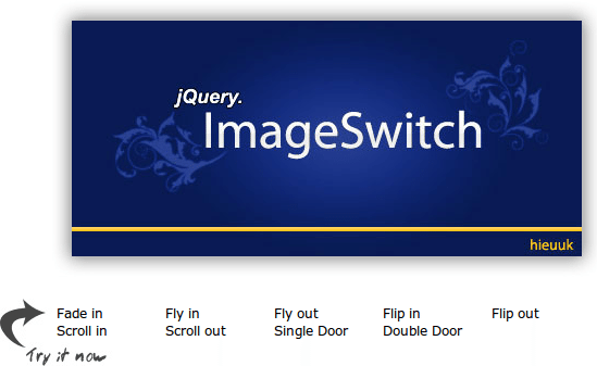 jQuery Image Switch