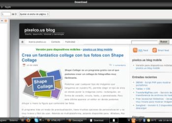 Portada de Pixelco Blog en formato PDF
