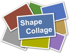 Shape Collage
