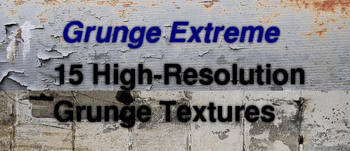 Grunge Extreme - Texturas gratis