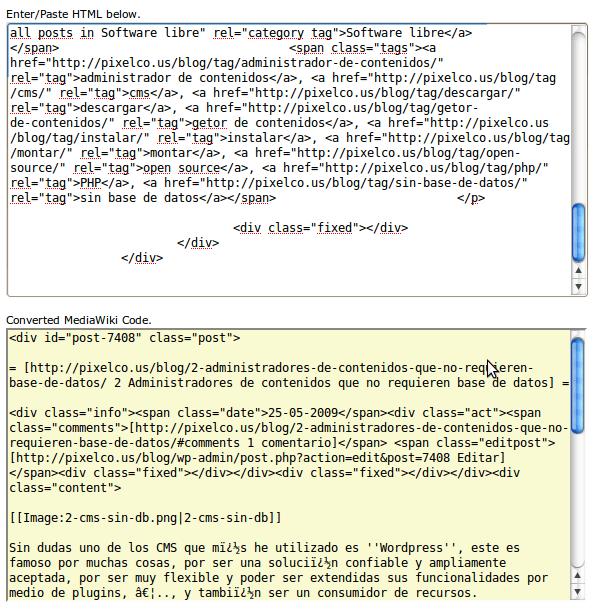 html-to-wiki-interfaz