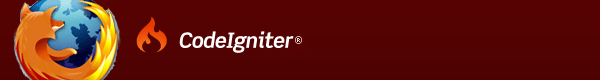 codeigniter-extensionfirefox