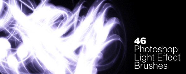 photoshop-light-effect-brushes 46 Brushes de efectos de luces en alta definición