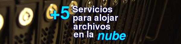 alojar-archivos Accede y comparte archivos en unidades de almacenamiento en la nube