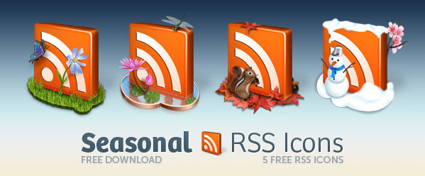 seasonal-rss-icon-pack