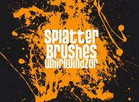 splatter-brush