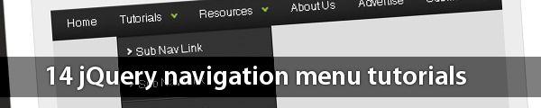 14-jQuery-navigation-menu-tutorials