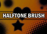 halftone-brush