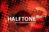 haltone-three-brushes