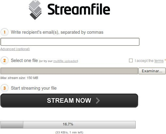 streamfile-interfaz