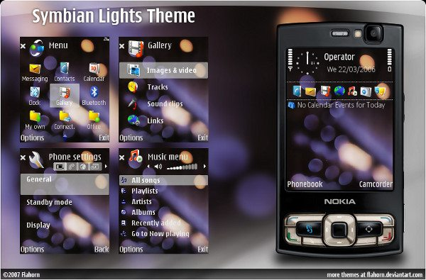 Symbian_Lights_Theme_by_Flahorn