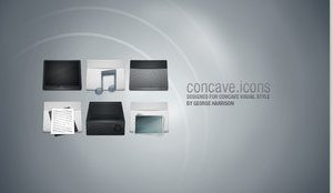 concave-mac-icons
