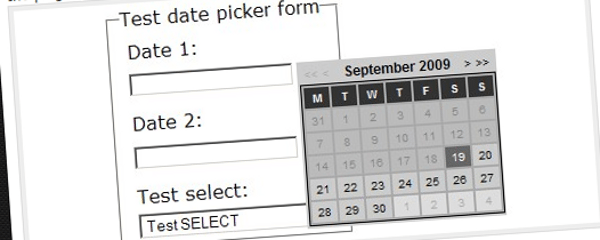 jquery-datepicker-plugin